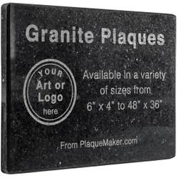 Granite Plaques