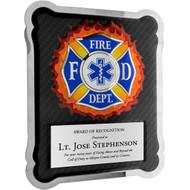 EMT Hero Plaque