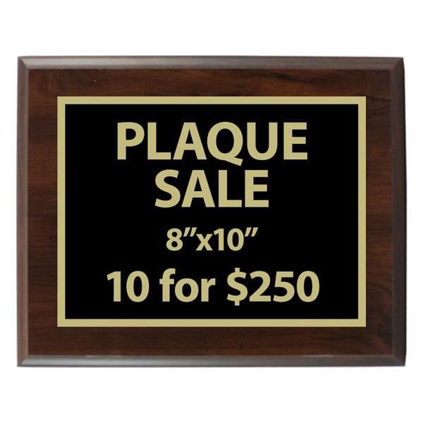laser metal plaque sale