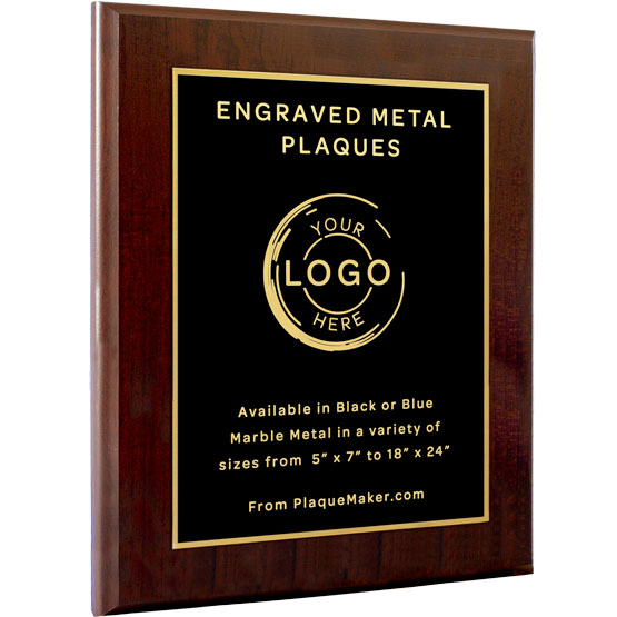 Laser Engraved Plaques