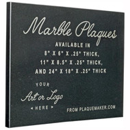 Marble Plaques