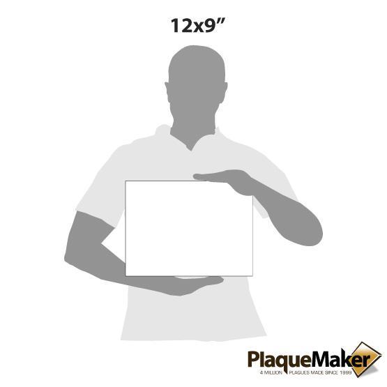White Certificate Folder Size