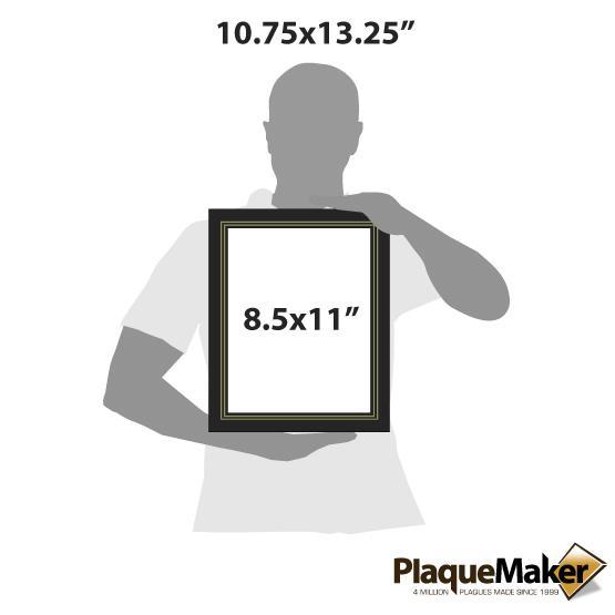 Black Vinyl Folder Size Guide