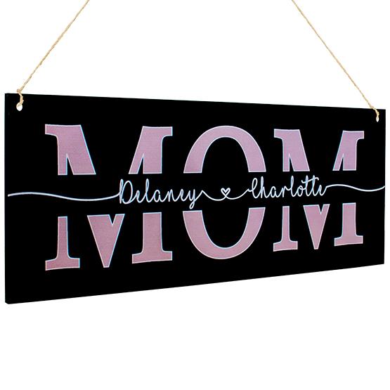 Mom Acrylic Sign