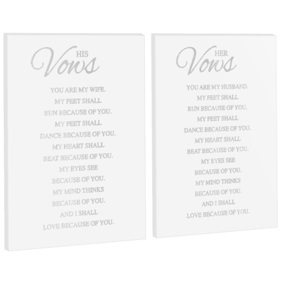 Vow Boards