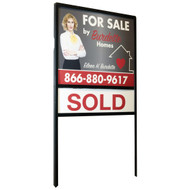real estate signs kit